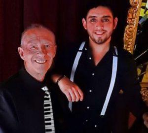 Dennis with Luis @ Incanto Vallarta