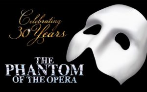 Summer Stock: Phantom of the Opera (London) @ Incanto Theatre | Puerto Vallarta | Jalisco | Mexico