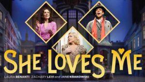 Summer Stock: She Loves Me (Broadway) @ Incanto Theatre   Puerto Vallarta   Jalisco   Mexico